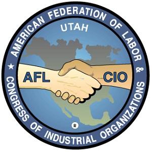 Utah AFL-CIO logo