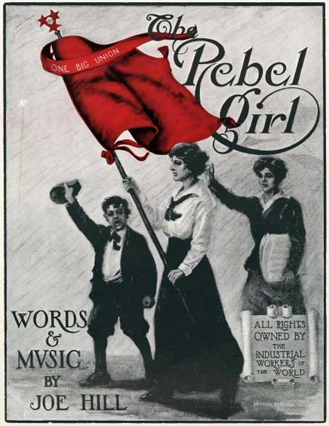 The Rebel Girl