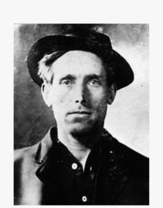 Joe Hill in Prison